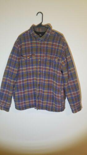 O'Neill Men's Jacket Flanders Shirt Jacket, XL