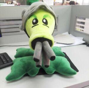 Plants-Vs-Zombies-Gatling-Pea-Peashooter-Plush-Stuffed-Toys-Dolls-30cm