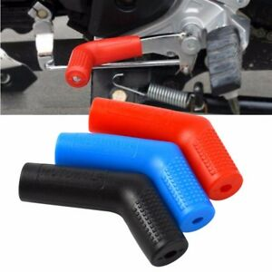 Motorcycle Gear Shift Lever Rubber Sock Boot Shoe Protectors Cover