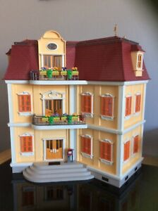 Playmobil-Grande-Mansion-House-5302-Preowned