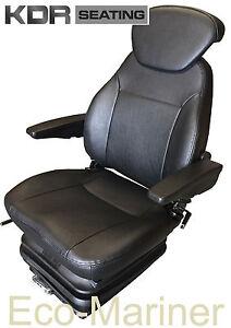 Quality Marine Suspension Seat Helm Chair Captains Pilot