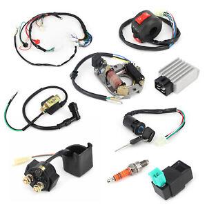 Wire-Harness-CDI-STATOR-Mini-QUAD-50cc-70cc-90cc-110c-Truck-Suitable-Kit-Parts