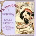 Hommage a Debussy Carlo Grante Playin 0017685126727 CD