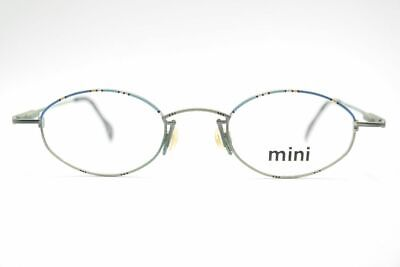 2019 Ultimo Disegno Vintage Mini Artdesign Mini 727 F440 46 [] 22 130 Verde Ovale Occhiali Eyeglasses Nos-mostra Il Titolo Originale