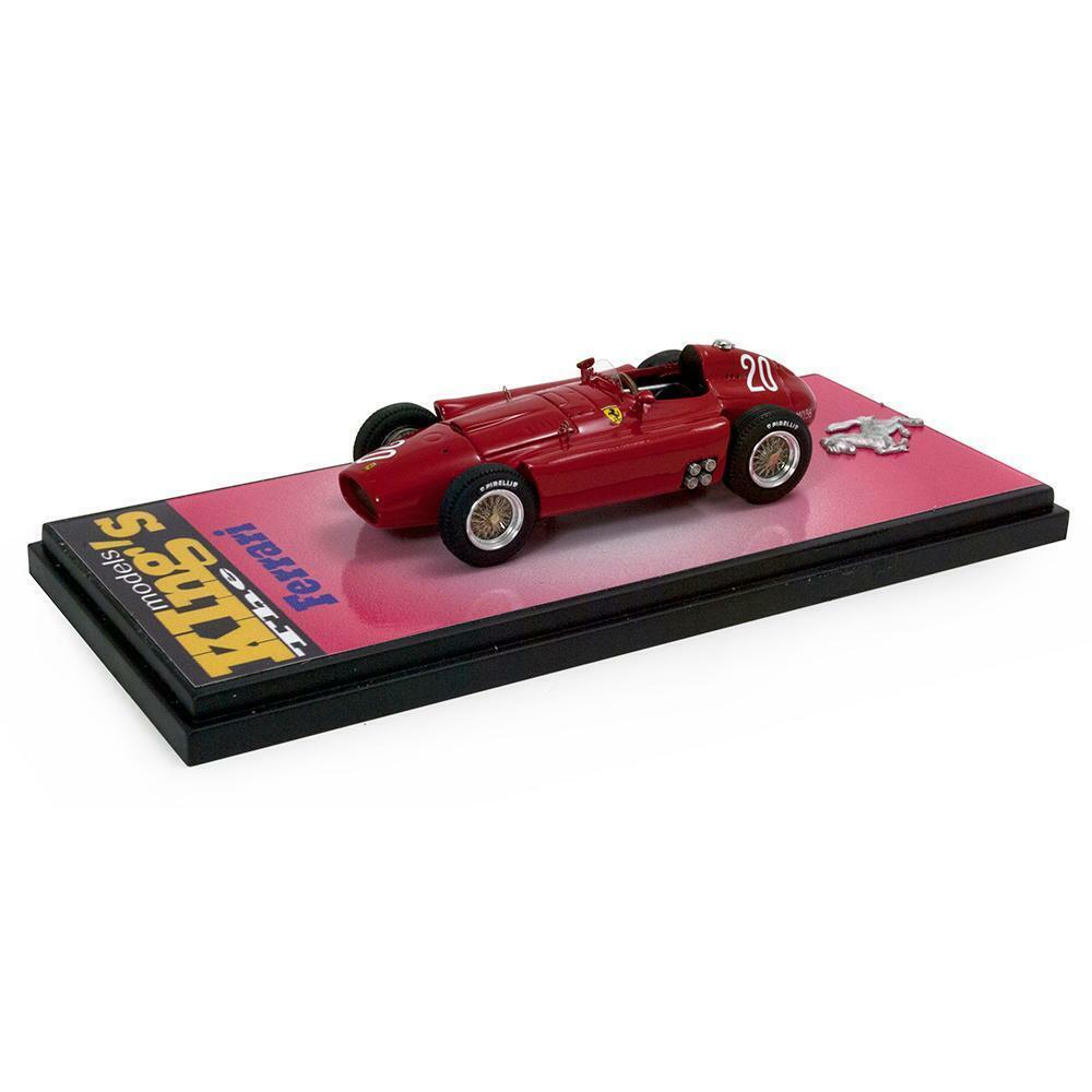 Kings modells 1 43 1957 Ferrari D50 Wolfgang von Trips Ciudad GP