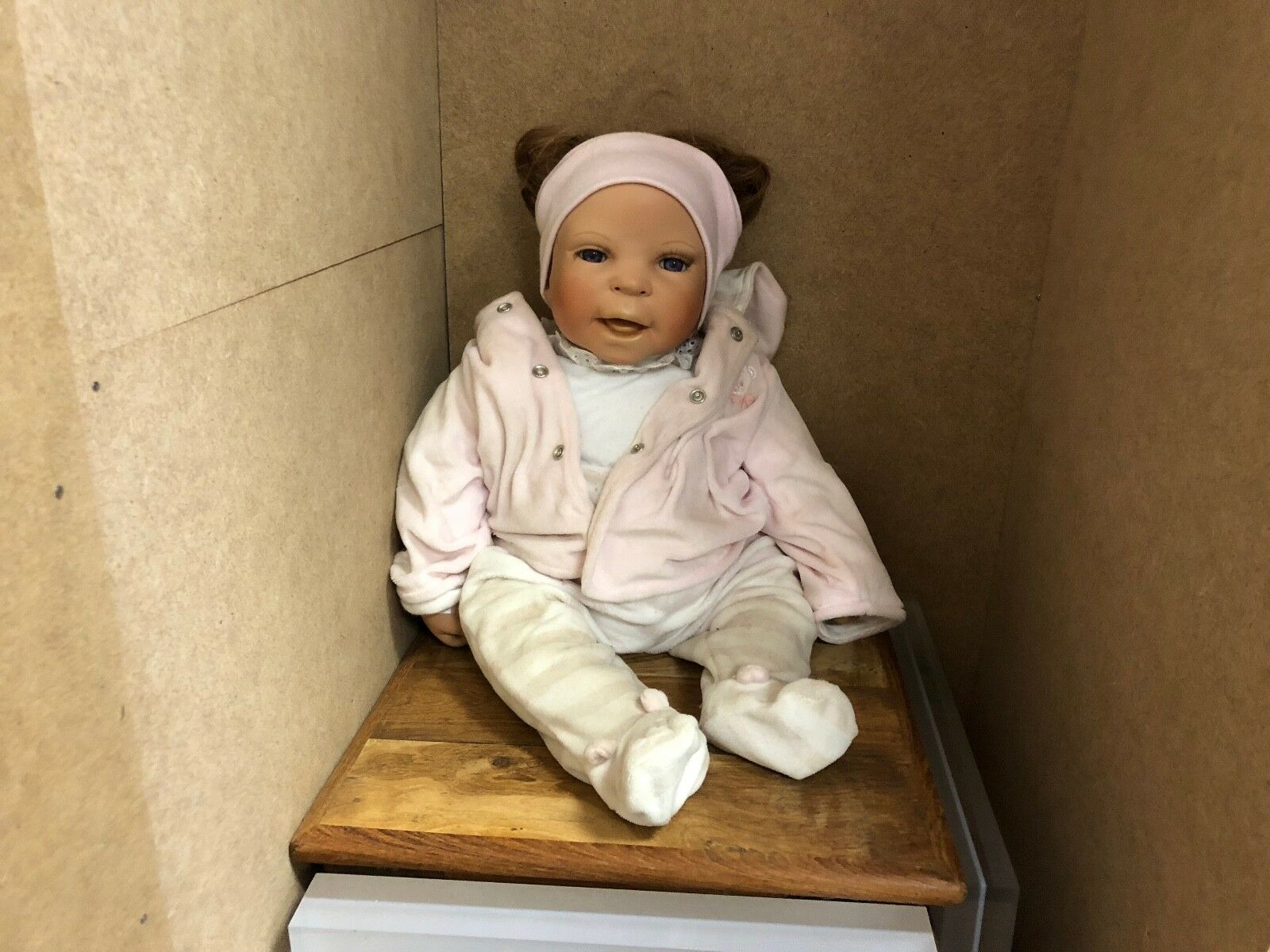 buon prezzo Inge tenautobusch bambola di di di porcellana 48 CM. OTTIMO stato  la migliore moda