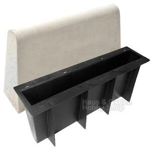 Beeteinfassung Beton beton gießform schalungsform randsteine rasenkante beetumrandung