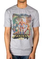 Golden Axe Shirt Side Scroll Action Retro 90s Games Black Gildan T-shirt S-2XL