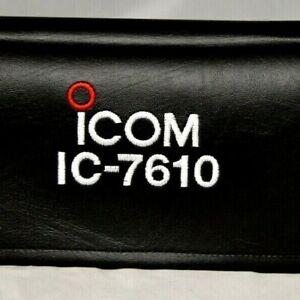 Icom-ic-7610-Signature-Series-Ham-Radio-Amateurfunk-Staubschutz