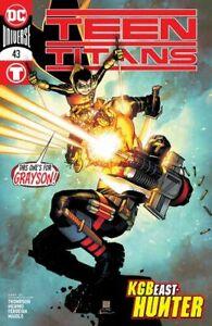 Teen-Titans-Vol-6-43-Cover-A-NM-1st-Print-DC-Comics