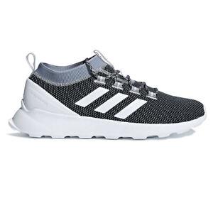 Adidas Men's Questar Rise Core Black/Cloud White/Raw Grey Shoes BB7184 NEW