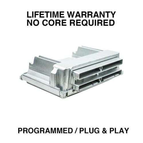Engine Computer Programmed Plug/&Play 2002 Buick Century 09378702 3.1L PCM ECM