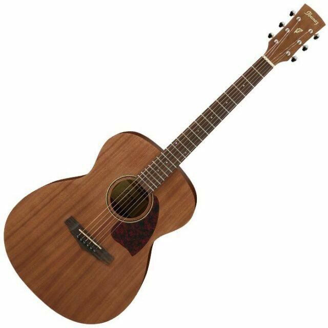 Ibanez Pc12mhopn Open Pore Grand Concert Acoustic Guitar Bundle For Sale Online Ebay