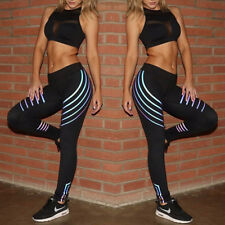 b595d0869350dd Bamans Womens Yoga Dress Pants Tummy Control Pull On 4 Way Stretch Skinny  Slim Leggings Plus-Size