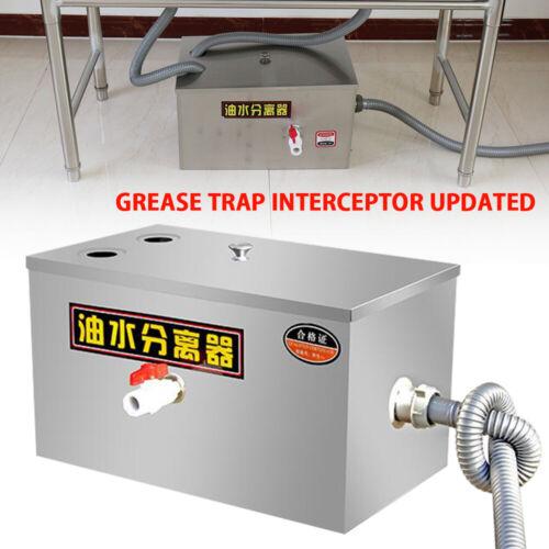 Fettabscheider Ölabscheider Fettseparator Wastewater Interceptor Grease Trap DHL