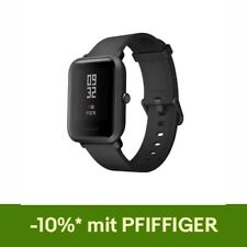Echte Amazfit Bip IP68 Smartwatch Sports Heart Rate Monitor Schwarz