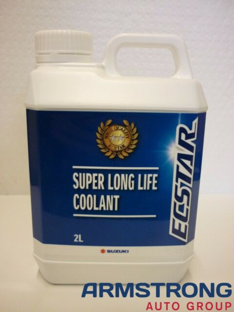 Genuine Suzuki Super Long Life Blue Coolant 2l 99000-99032-21x