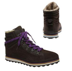 Boots City 354215 stringate 02 scarpe sci marrone Ortholite Snow D37 Unisex Puma qEBwzdq