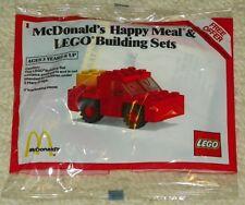 LEGO 1912 - McDonalds Promotional Poly Bag Building Set - Car - 1989 - NEW