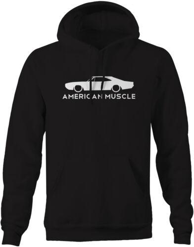 SweaT Shirt American Muscle Dodge Mopar Charger Challenger Car Hemi