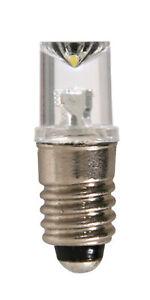 Viessmann-6019-Luz-LED-Blanco-Con-Rosca-Version-E-5-5-5-Pieza-Nuevo