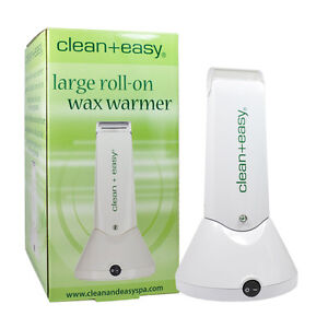 Clean Easy Portable Waxer Rechargeable Roll On Waxer Ebay