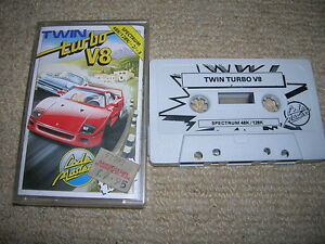TWIN-TURBO-V8-Rare-Sinclair-ZX-Spectrum-Game