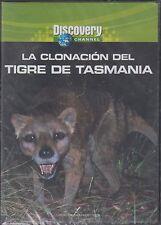 DVD - La Clonacion Del Tigre De Tasmania NEW Discovery DVD's FAST SHIPPING!