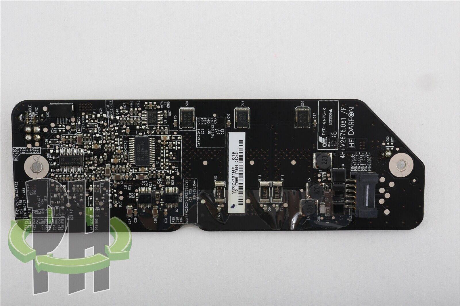 "OEM iMac A1311 21.5/"" Mid 2010 LED Backlight Inverter Board 612-0078 661-5304"