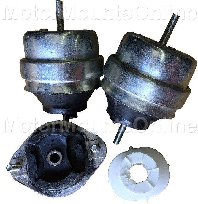 9R1435 4pc Motor Mounts fit AUTO M//T 2.0L 2005-2008 Audi A4 Engine Trans Mount