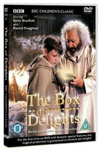 The Box Of Delizie DVD Nuovo DVD (BBCDVD2672)