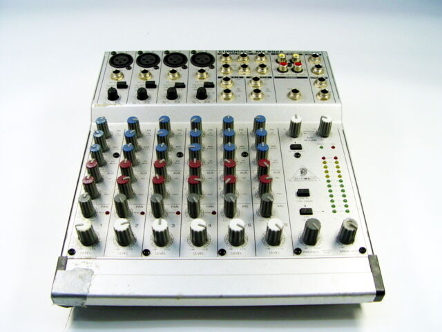 Behringer Eurorack MX802A Mic line Mixer