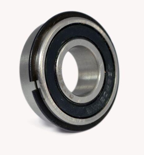 """5//8/""""x1-3//8/""""x11mm 215-202 Qty 10 499502H 99502H-RSNR Ball Bearing with Snap Ring"""