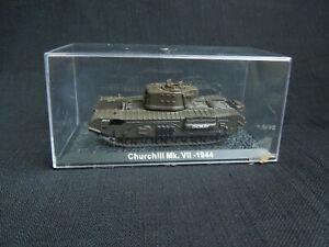 Churchill-Mk-VII-Diecast-ALTAYA-IXO-1-72-British-tank-1944