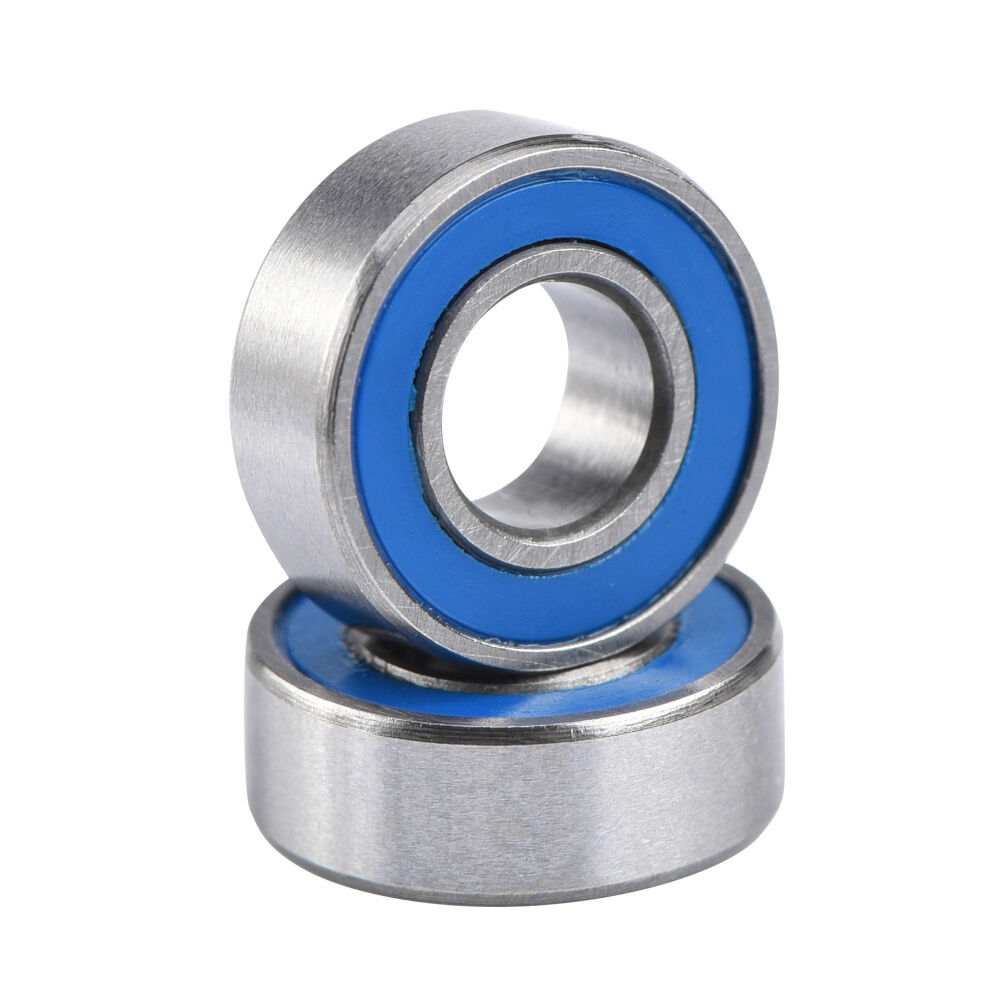 10pcs 5116 5x11x4mm Replacement Precision Ball Bearings MR115-2RS For Traxxas AF