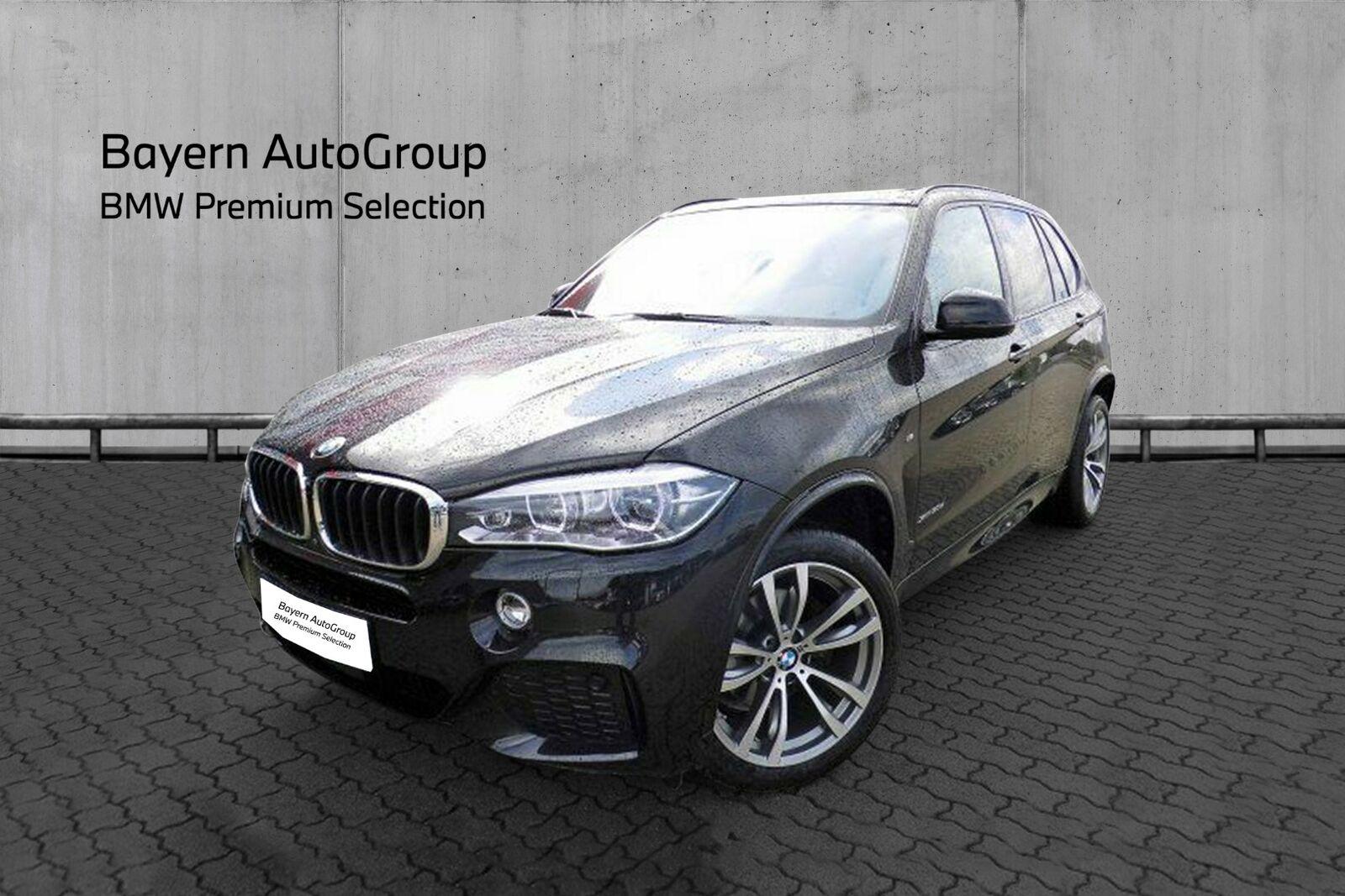 BMW X5 3,0 xDrive30d M-Sport aut. 5d - 4.500 kr.