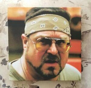 Big Lebowski Original Movie Walter Sobchak Hight Quality Canvas Print Wall Decor