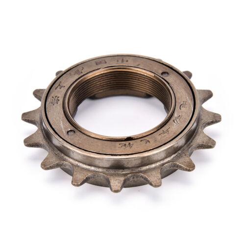 1pc BMX Bike Bicycle Race 16T Tooth Single Speed Freewheel Sprocket Part TeARDT