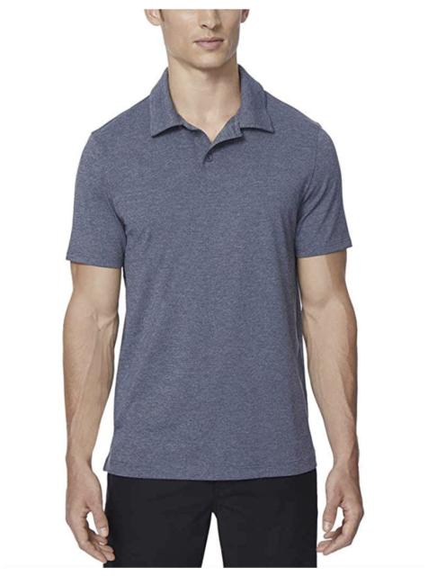 NWT Grey Size M 32 Degrees Men's Performance Polo