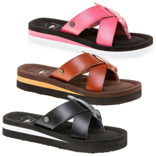 Rocket Dog Womens Wilmer Burn Slip On Summer Slider Sandals