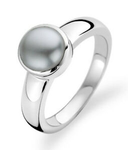 Pearl Bead Charm RRP £15 New Ti Sento Sterling Silver