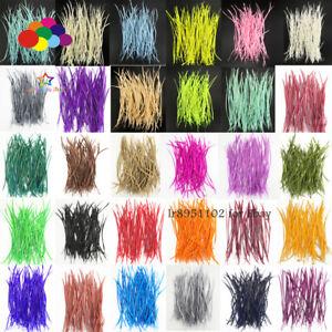 Goose-Feathers-20-25-cm-8-10-in-soigneusement-confectionnee-lisse-teint-Goose-Biots-Juju