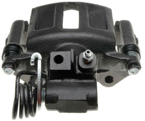 Disc Brake Caliper-R-Line; Friction-Ready Caliper Includes Bracket Rear Left
