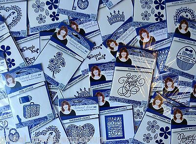 Tattered Lace Stephanie Weightman Free UK P/&P Tool Box Tools D770