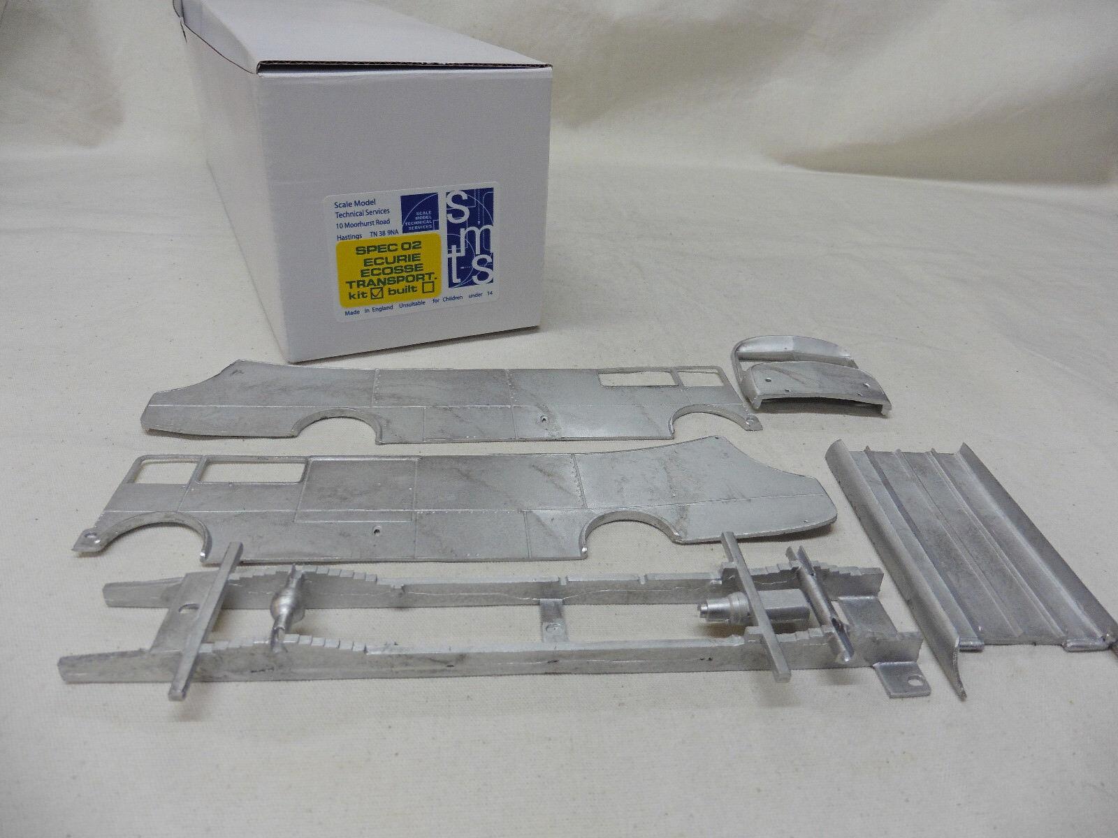 1 43 SP2K Ecurie Ecosse Transporter Kit by SMTS