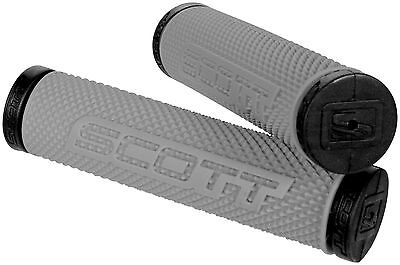 Scott Radial Black Handlebar Grips Atv W//Thumb Throttle BMX Jet Ski Watercraft