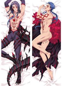 Anime-Fate-Grand-Order-Cu-Chulainn-Male-Dakimakura-Hug-Body-Pillow-Case-Cover