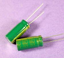 8pcs Sanyo Se 1000uf 16v 105c Radial Electrolytic Capacitor For Motherboard