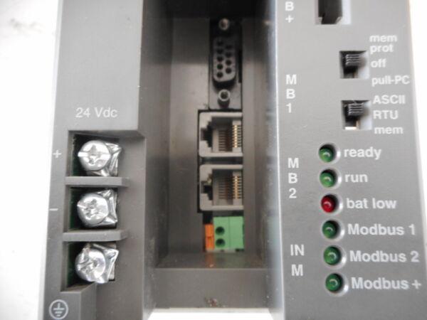 SCHNEIDER TSX CMPACT CPU -- PLC PROCESSOR 2 x Modbus -- PC-E984-265