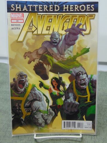 Avengers #20 Bendis Marvel Comics vf//nm CB1802